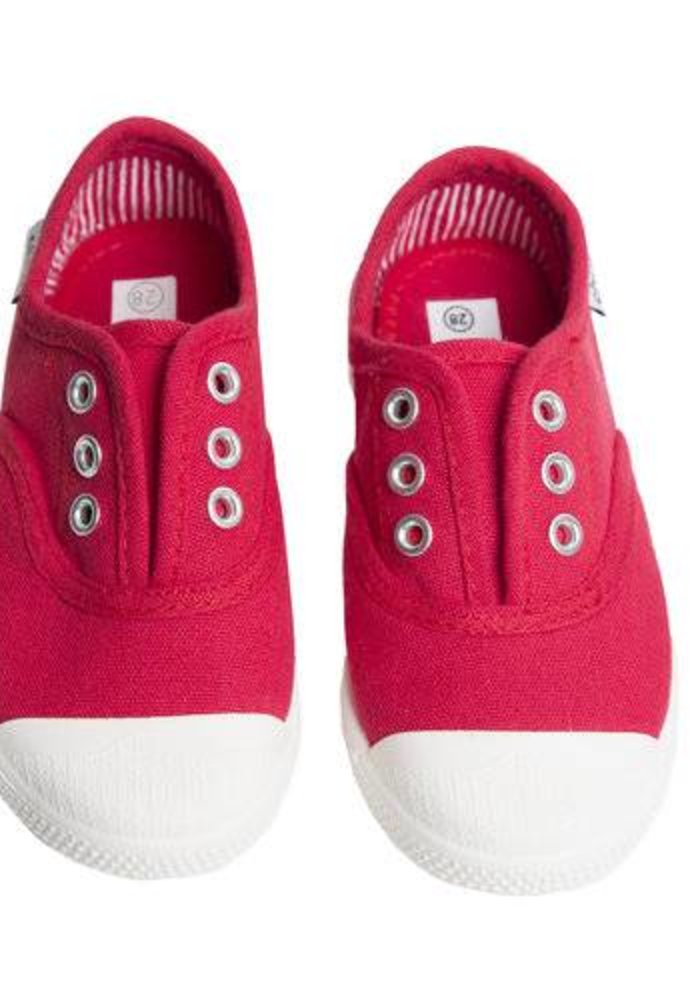 Chus Red Dylan Canvas Shoe