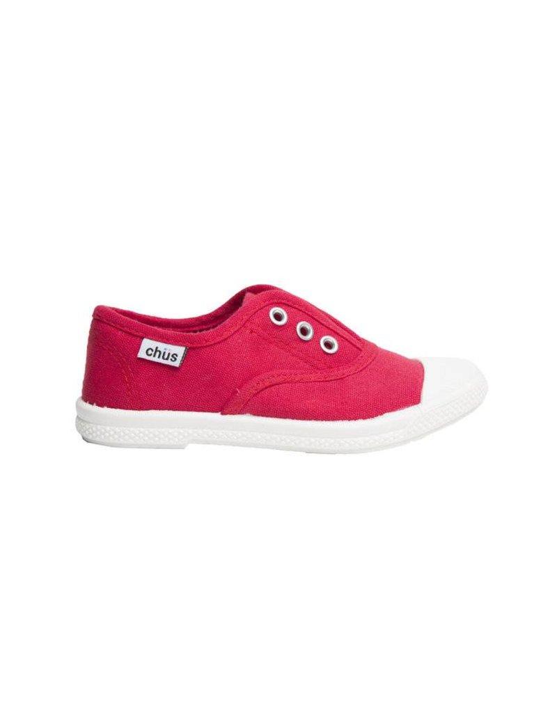 Chus Shoes Chus Red Dylan Canvas Shoe