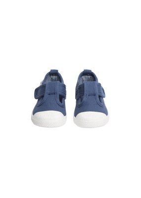Chus Shoes Chus Navy Chris Canvas Shoe