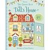 Usborne First Sticker Book Dollhouse