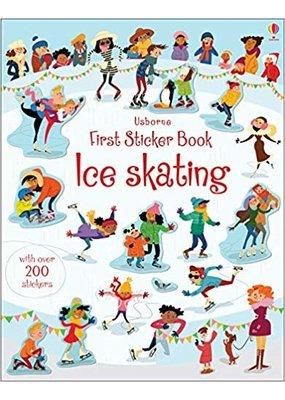 Usborne First Sticker Book Ice Skating