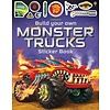 Usborne Build Your Own Monster Trucks Sticker Book