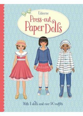 Usborne Press-out Paper Dolls