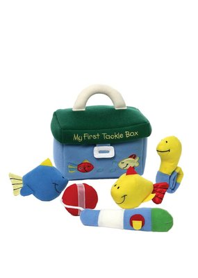 Gund My First Playset Tackle Box