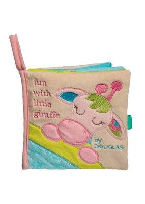 Douglas Toys Giraffe Soft Book