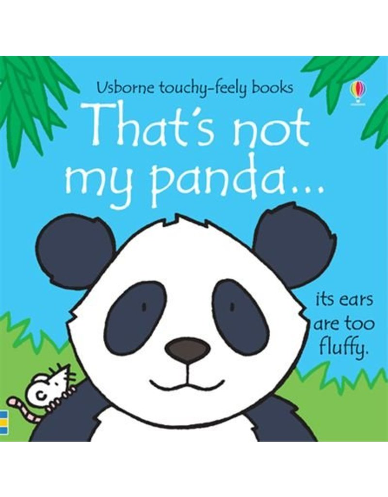Usborne Not My Panda