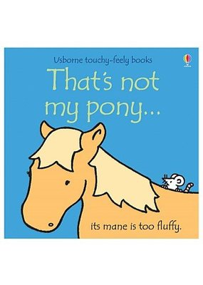 Usborne Not My Pony