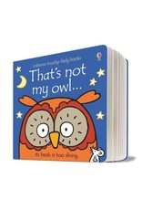 Usborne Not My Owl