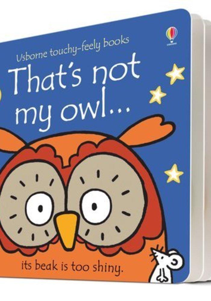 Not My Owl