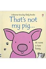 Usborne Not My Pig
