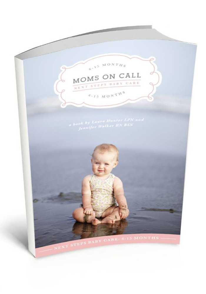 Moms on Call 6-15 Months