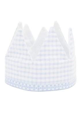 3 Marthas Blue Royal Baby Crown