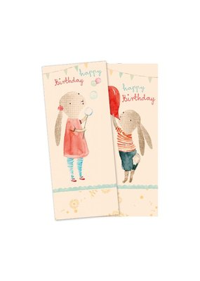 Maileg Maileg Birthday 16 Napkin Set