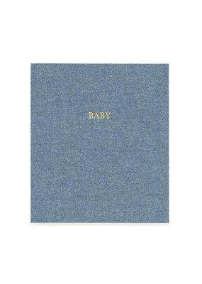 Sugar Paper Sugar Paper Blue Baby Book