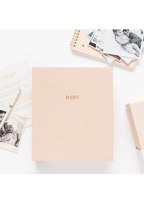 Sugar Paper Sugar Paper Pink Baby Book