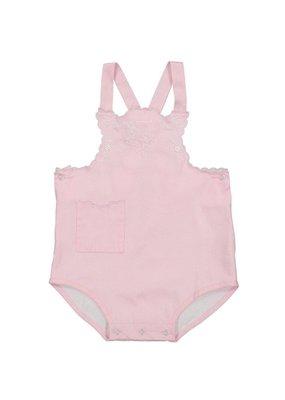 Pixie Lily Pink Vintage Sunsuit