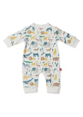 Magnetic Baby Magnetic Me Serengeti Magnetic Coverall