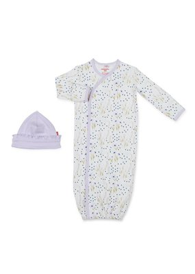 Magnetic Baby Magnetic Me Fieldston Gown/Hat