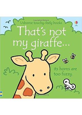 Usborne Not My Giraffe