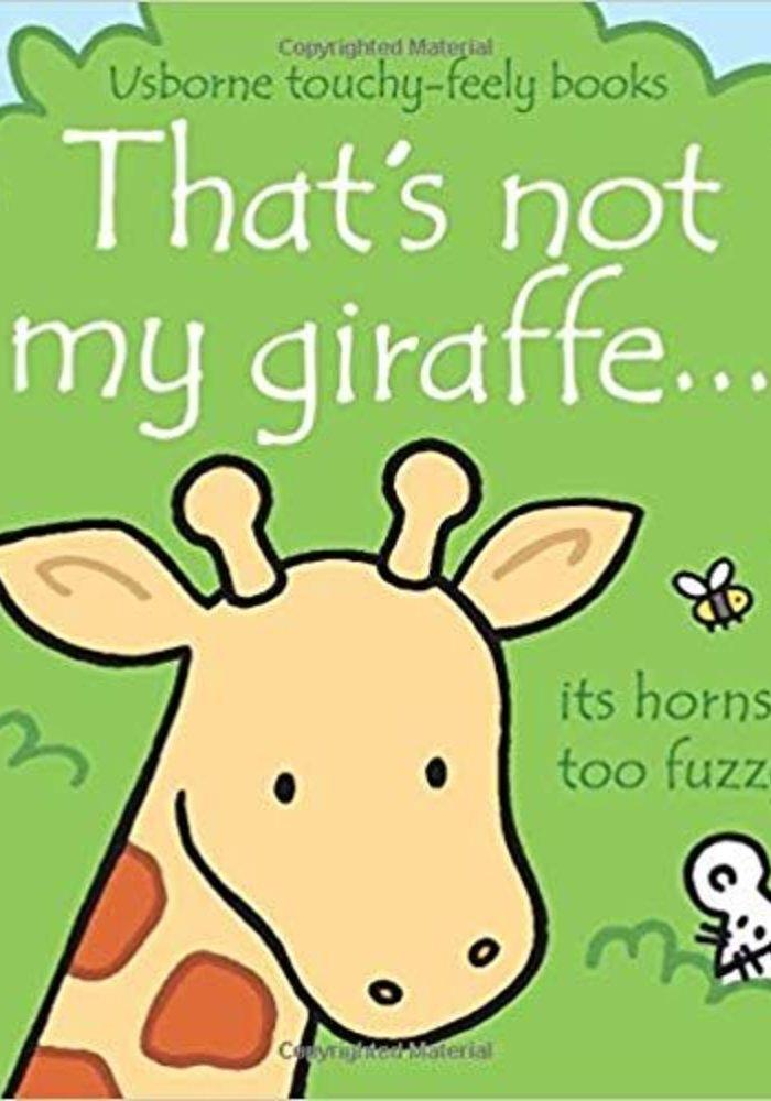 Not My Giraffe