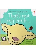 Usborne Not My Lamb