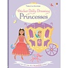 Usborne Sticker Dolly Dressing Princesses
