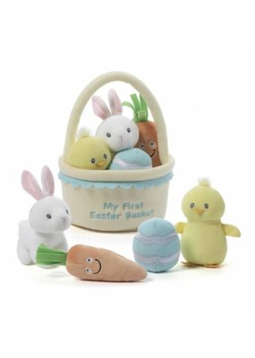 Gund My first Easter Basket