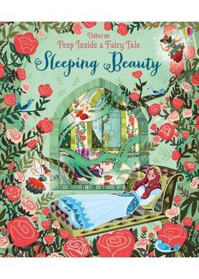 Usborne Peek Inside Sleeping Beauty Book