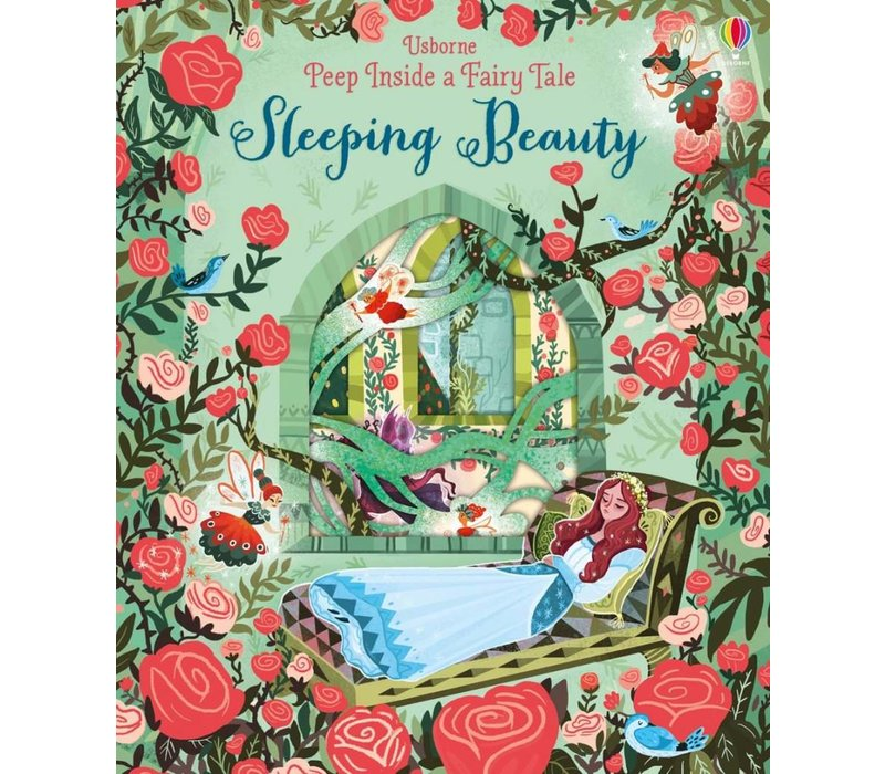 Peek Inside Sleeping Beauty Book