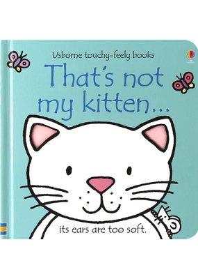 Usborne Not My Kitten