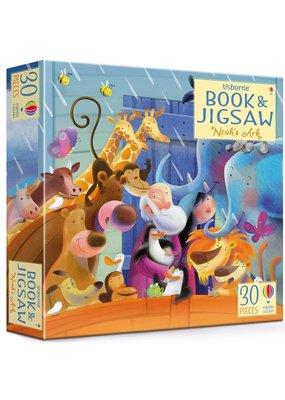 Usborne Noah's Ark Book & Jigsaw Puzzle
