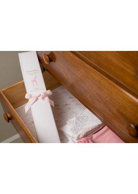 Birchwood Pink Scented Drawer Liner