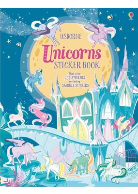 Usborne Usborne Unicorns Sticker Book