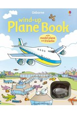 Usborne Wind-Up Plane Book