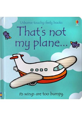 Usborne Not My Plane
