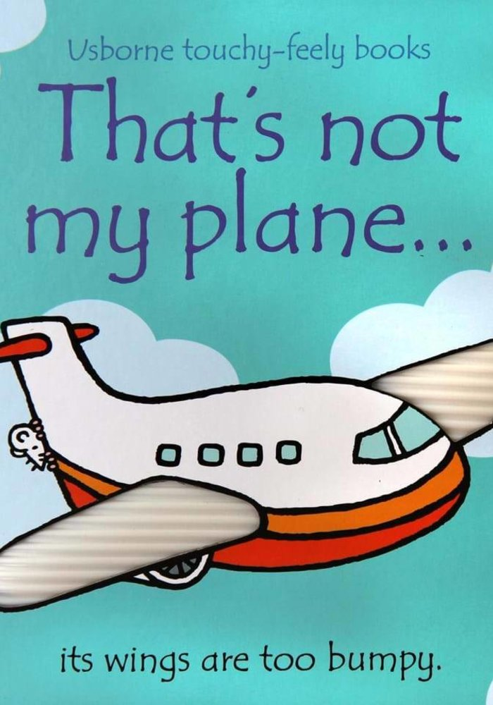 Not My Plane