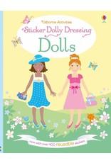 Usborne Sticker Dolly Dressing Dolls