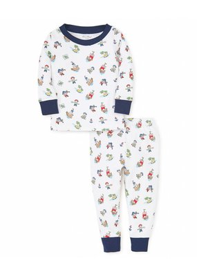 Kissy Kissy Kissy Kissy Pirate Pajama Set
