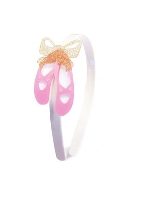 Lillies & Roses L&R Ballet Shoes Headband