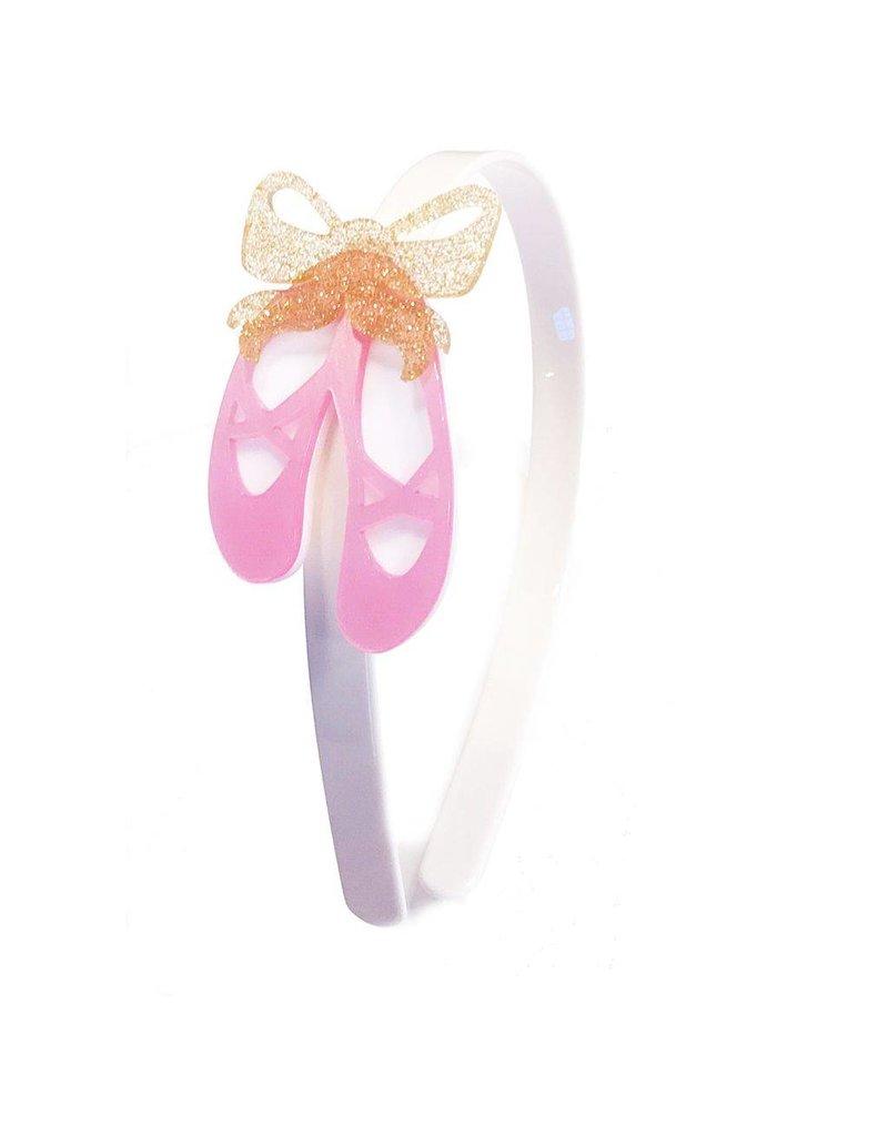Lillies & Roses L&R Ballet Shoes Headband