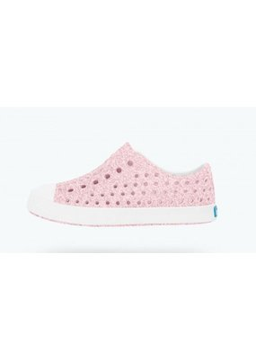 Native Native Jefferson Bling Junior Milk Pink