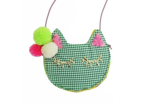 Gaia For Women Handmade Kitten Purse Binx