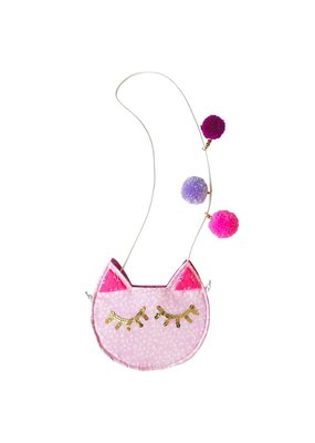 Gaia For Women Handmade Kitten Purse Sassy