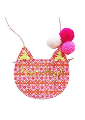 Gaia For Women Handmade Kitten Purse Kiara