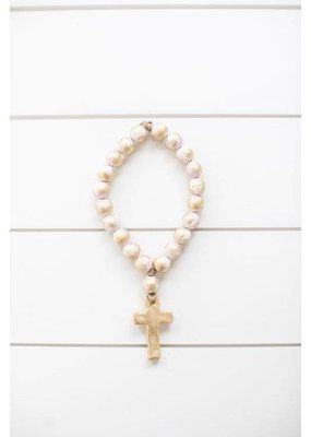 "Sercy Studio Sercy Daisy Blessing Beads 12"""