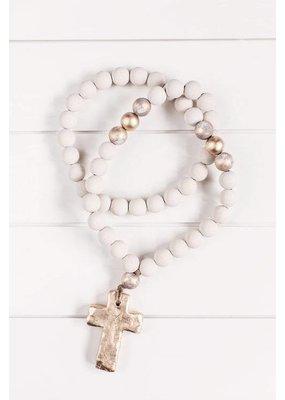"Sercy Studio Sercy Sophia Blessing Beads 30"""