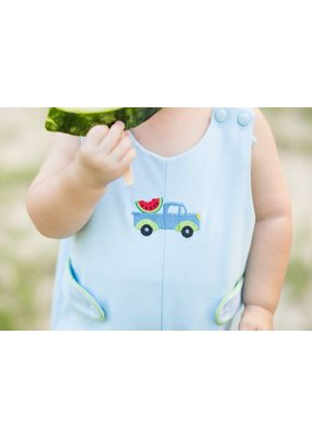 Lullaby Set Lullaby Set Light Blue Knit Watermelon Jon Jon