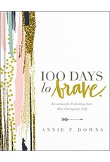 100 Days to Brave Book