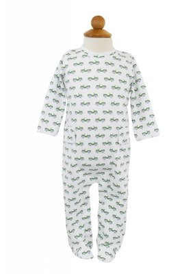 Lila and Hayes Preston Jeeps Romper