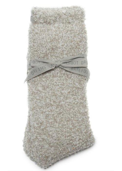 Barefoot Dreams Barefoot Dreams Socks - Stone